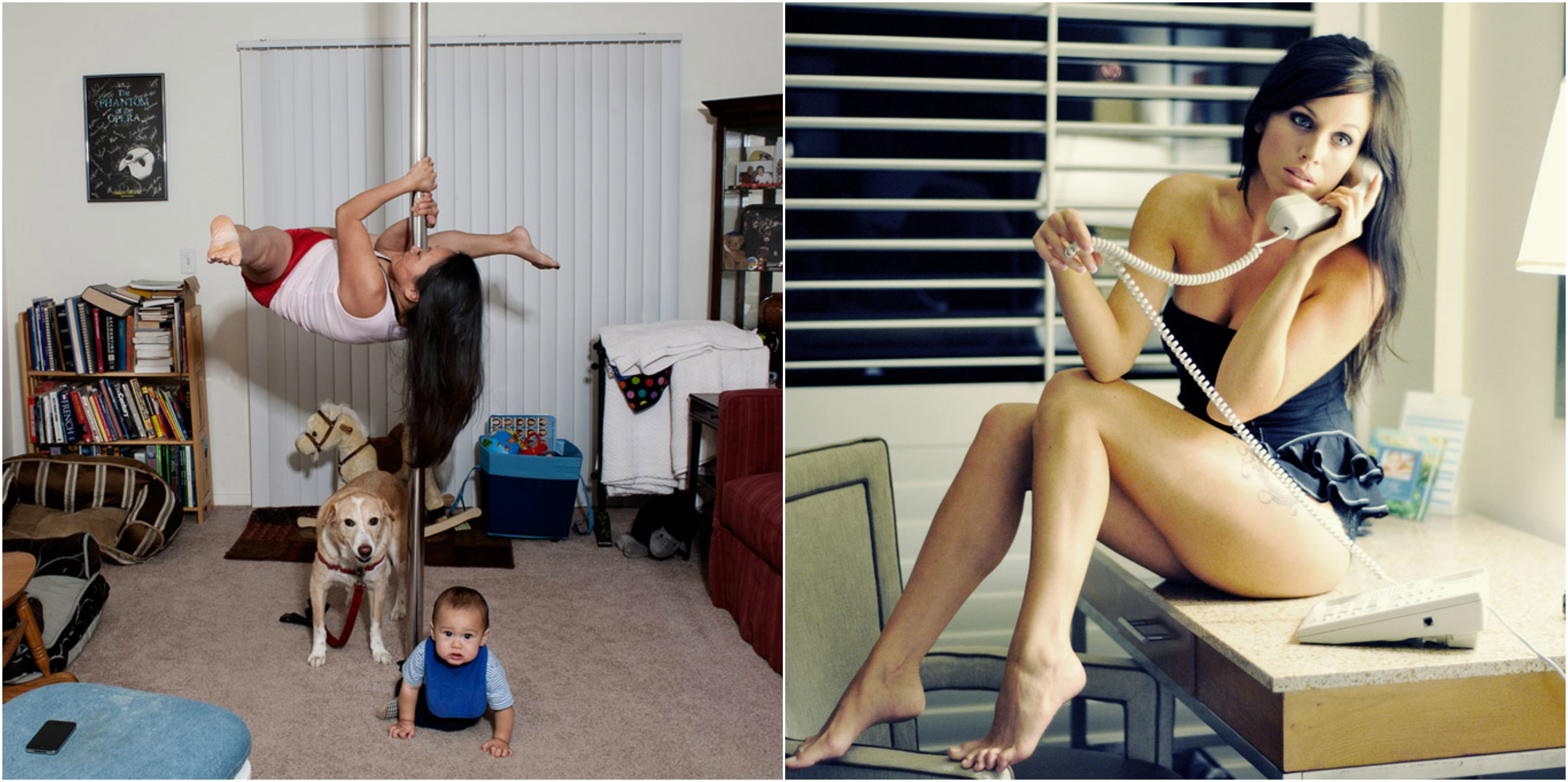 Bizarre and Freaky Things Women Do When Alone