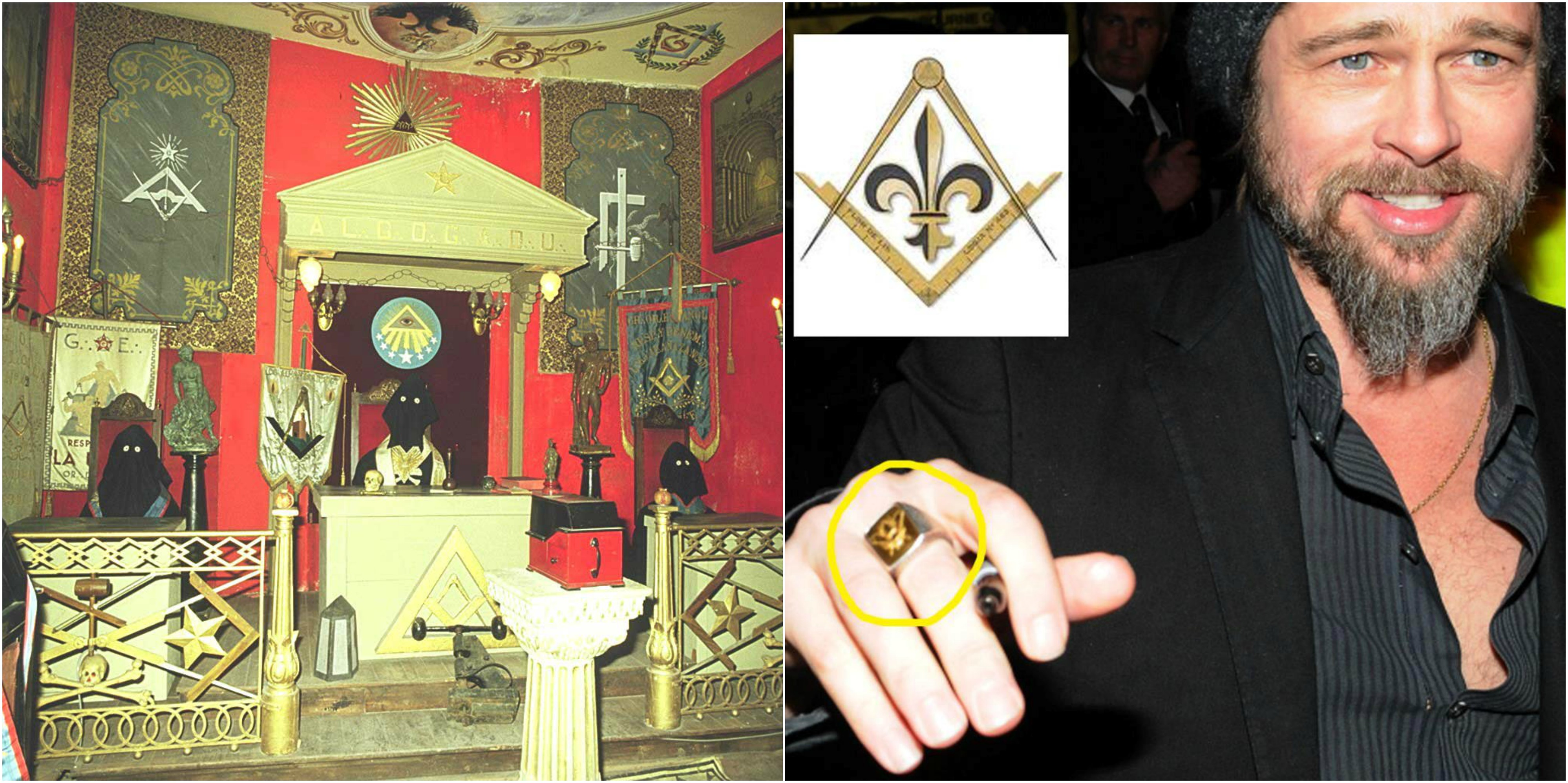 disturbing conspiracy theories about freemasons