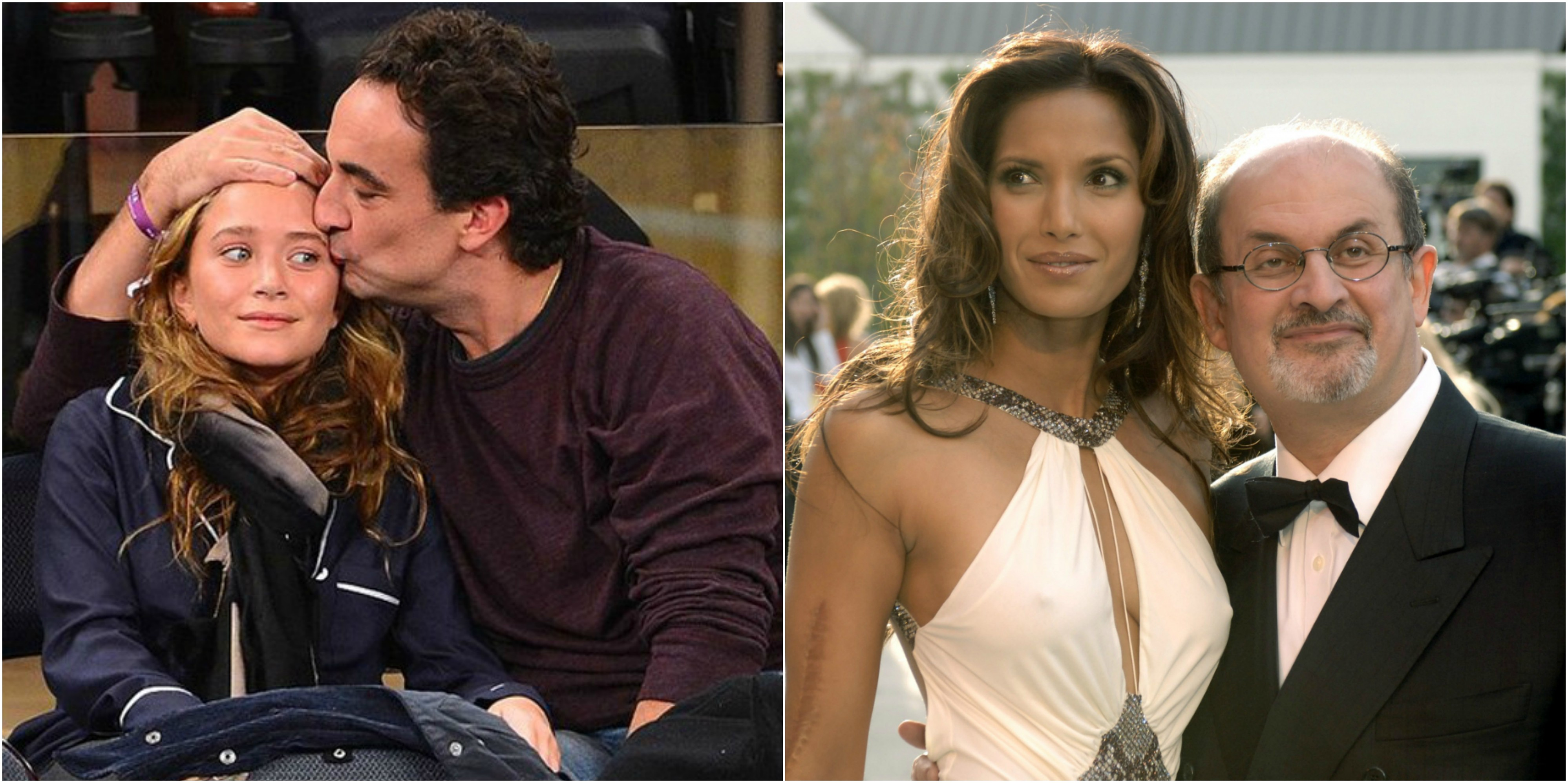 Famous and Beautiful Women Who Married Ugly Men