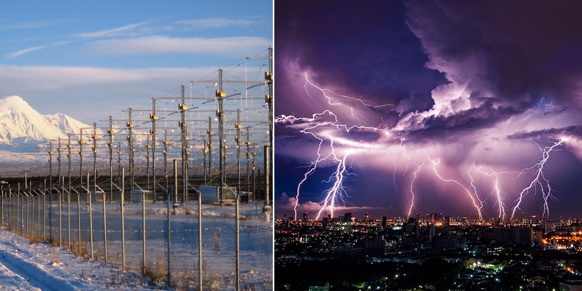 Disturbing Facts About HAARP
