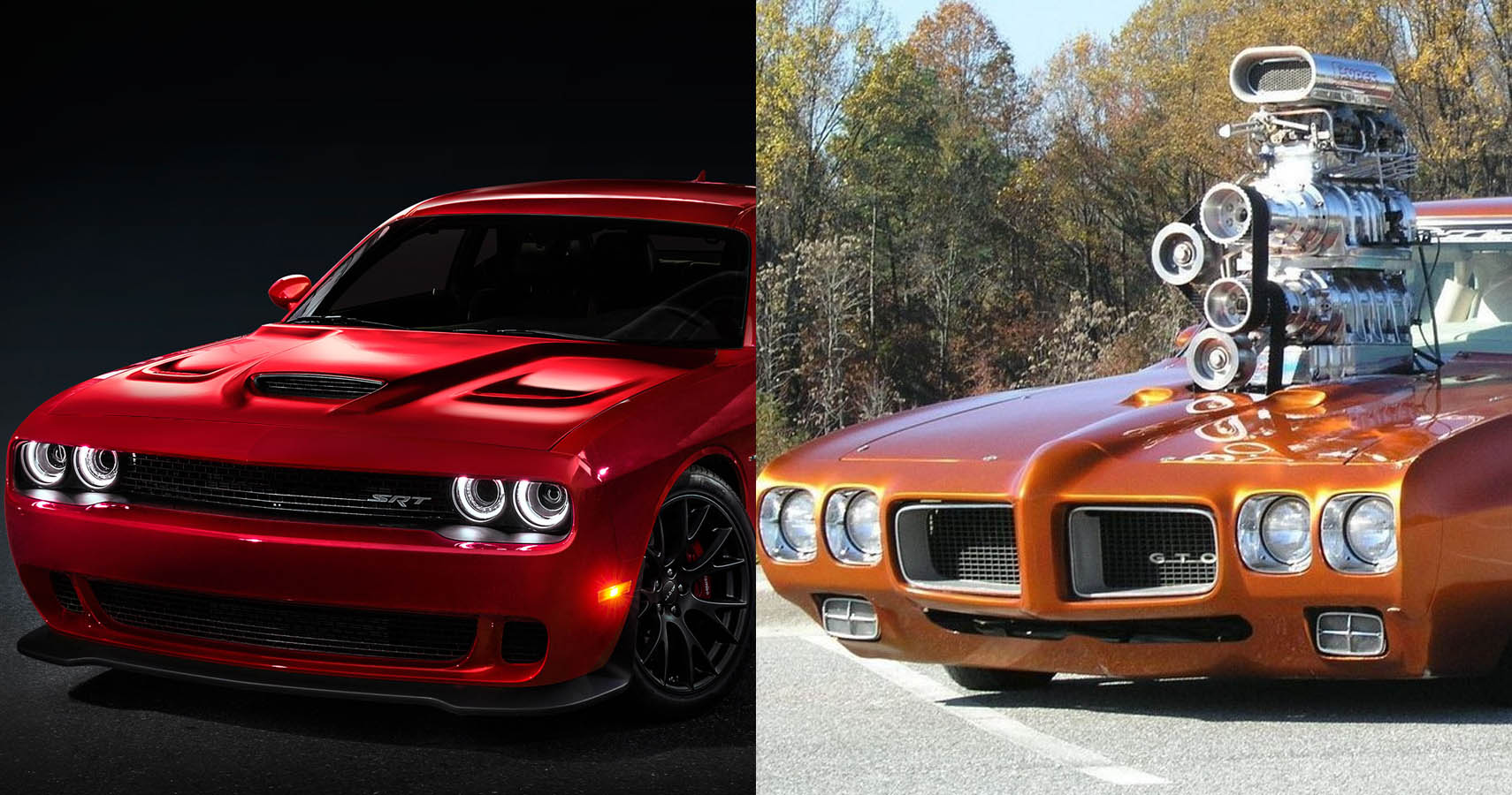 The best modern muscle cars and the worst classics - Pictures of muscle cars ...