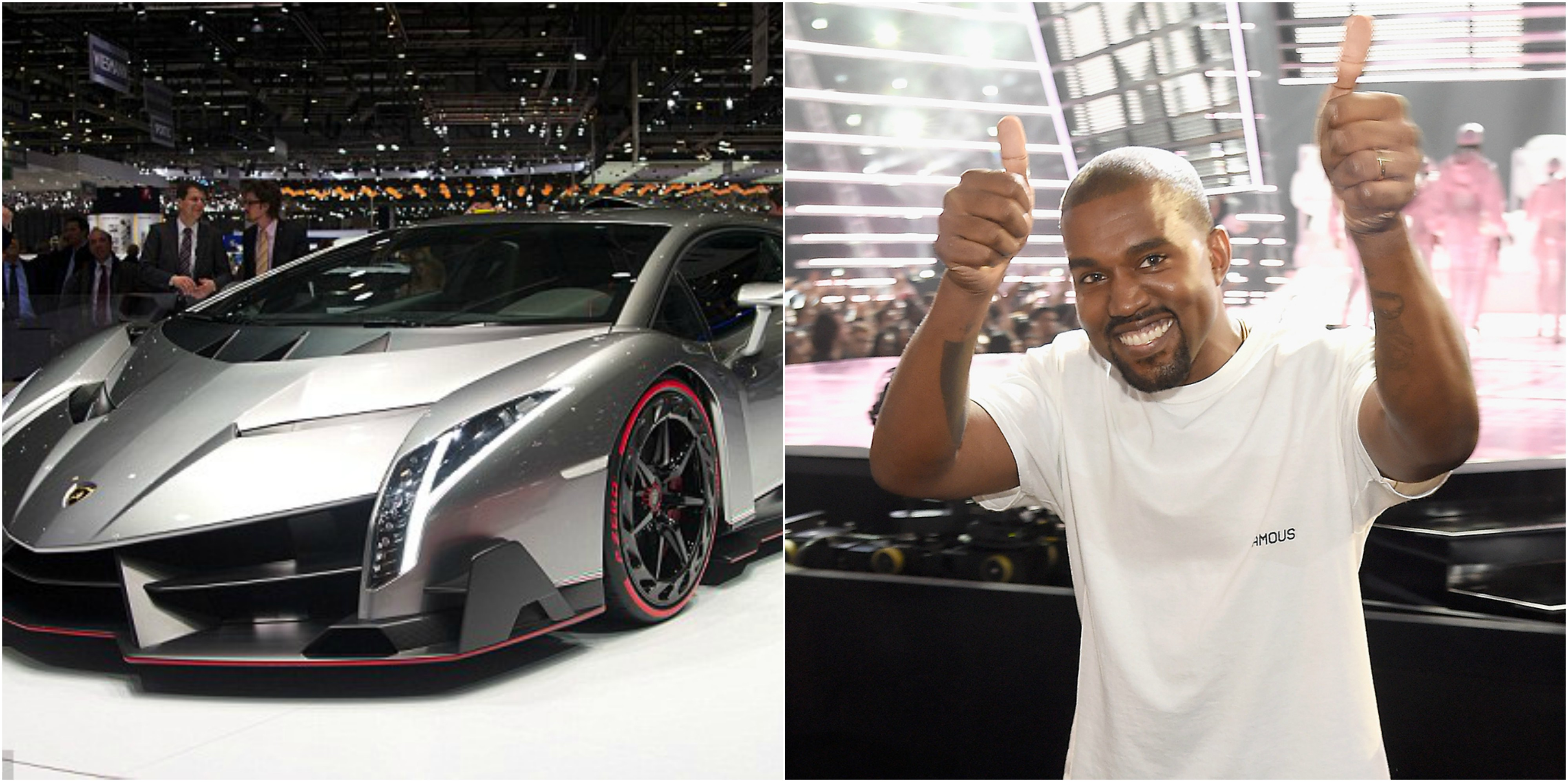 Luxury cars owned by famous rappers
