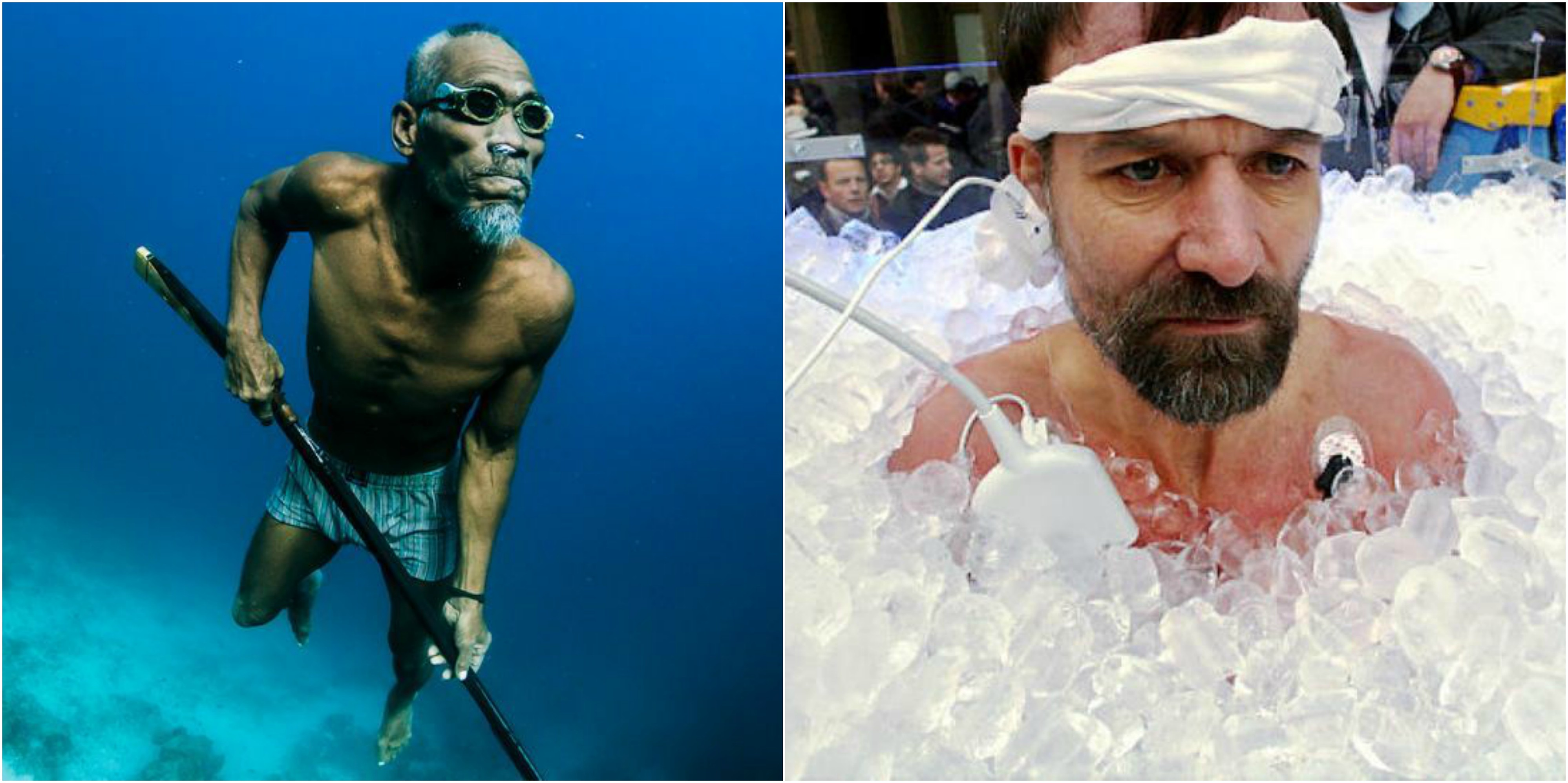 15 People With Real Life Superpowers